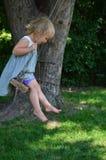 swinging fotografía de archivo libre de regalías