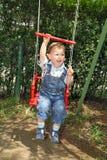 Swinging Royalty Free Stock Photography