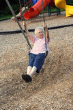 Swinging Grandmother 5 Stock Photography