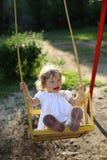 swings Royaltyfri Fotografi
