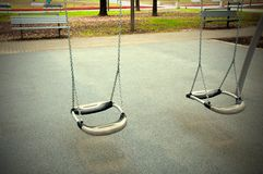Swings Royalty Free Stock Image