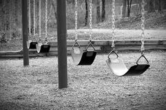 Swings Stock Image