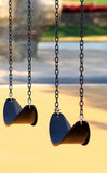 Swings Royalty Free Stock Photography