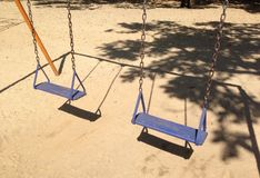 swings Arkivfoto