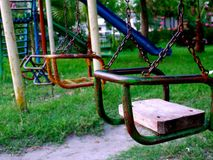 swings Arkivbilder