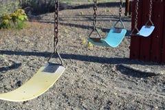swings Fotografering för Bildbyråer