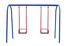 Swings for children Stock Image
