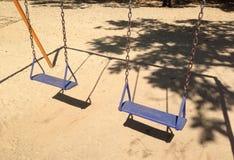 Swings Stock Photo