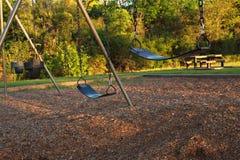 Swingset Стоковые Изображения RF
