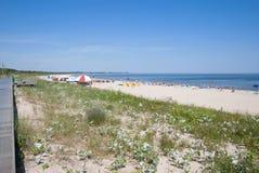 Swinoujscie,baltic Sea,Poland Stock Photos