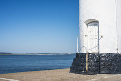 Swinoujscie, town's landmark Royalty Free Stock Photo