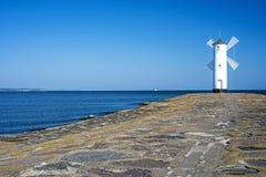 Free Swinoujscie, Town S Landmark The Stawa Mlyny Stock Photo - 40666260