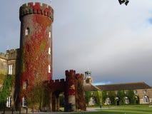 Swinton Castle foto de archivo libre de regalías