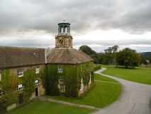 Swinton Castle Imagen de archivo