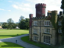 Swinton Castle foto de archivo