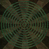 Swirl. Ed sun rays and target vintage cloth background Royalty Free Stock Photos