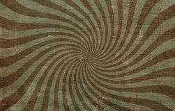 Swirl. Ed sun rays vintage cloth background Royalty Free Stock Images