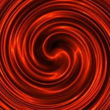 Swirl abstract background. Abstract background with bright hot swirl pattern Royalty Free Stock Photo