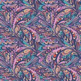 Swirl Abstract Vector Pattern Royalty Free Stock Photo
