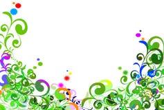 Free Swirl Back Royalty Free Stock Photos - 4638518
