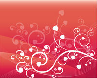 Swirl background Stock Photo