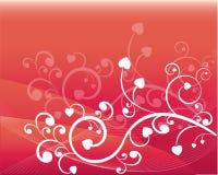 Swirl background stock photo