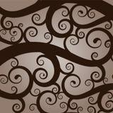 Swirl Background Royalty Free Stock Photo