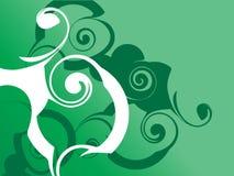 Swirl background Stock Images