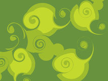 Swirl background Royalty Free Stock Photos