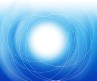 Swirl background stock illustration