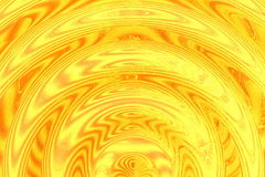 Swirl Background. Yellow swirl backgrounds Stock Illustration