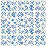 Swirl Background Pattern Stock Photo