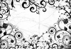 Swirl design frame Royalty Free Stock Photos