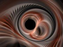 swirl för abstrakt begrepp 3d Arkivfoton
