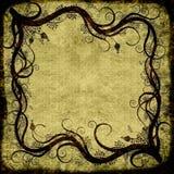 Swirl Grunge Textured Background royalty free illustration