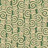 Swirl japanese pattern Stock Photo