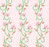 Swirl Nature Butterfly Pattern 1 Stock Image