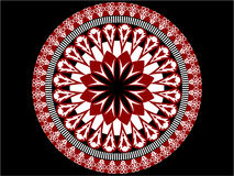 Swirl pattern Royalty Free Stock Photos