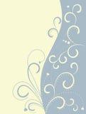 Swirl pattern background. Stock Photo