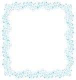 Swirl pattern brush Stock Image