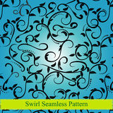 Swirl pattern Royalty Free Stock Photo