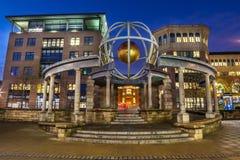 Swirl Pavilion Newcastle upon Tyne Royalty Free Stock Photo