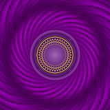 Swirl purple background. Soft vector gradient and blend. Radial Royalty Free Stock Photos