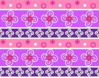 Swirl seamless Stock Image