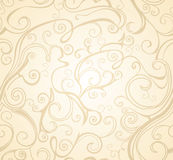Swirl seamless background. Royalty Free Stock Photography