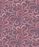 Swirl shape pattern seamless Stock Photo
