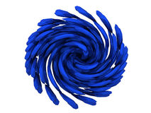 Swirl Tiles Stock Image
