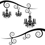 Chandelier Stock Illustrations 6 777 Chandelier Stock