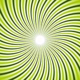 Swirl, twirl, spiral sunburst background. Monochrome pattern. Royalty Free Stock Images