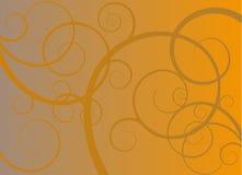 Swirl vector illustration Stock Image
